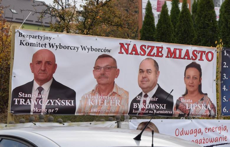 Burmistrzowie przeszli w pierwszej turze. Sławomir Bugucki w Piotkowie dostał 71 proc. głosów,Sławomir Bykowski w Radziejowie 56 proc.