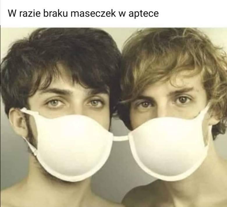 Koronawirus i kwarantanna w Polsce - MEMY. Najlepsze i najnowsze śmieszne obrazki. Internauci śmieją się z chińskiego wirusa COVID-19 - 03.04.2020
