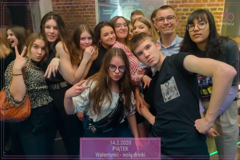 To była niesamowita impreza w Infinity Bydgoszcz. Zobaczcie, jak mieszkańcy naszego miasta bawili się w walentynkową noc!