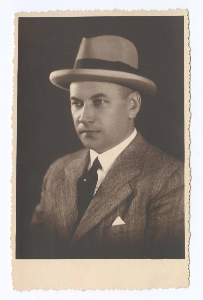 Seweryn Nowakowski, lata 30. XX w.