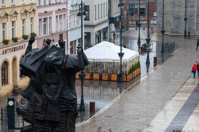 Czy Waszym zdaniem zimowe ogródki sprawdzą się w Bydgoszczy?