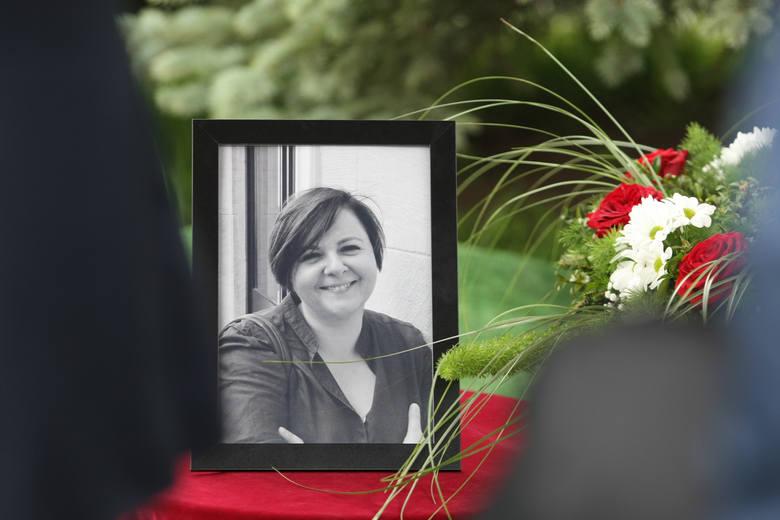 Pogrzeb Dagmary Turek-Samól