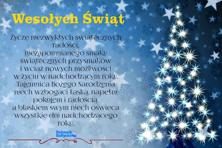 życzenia Na Boże Narodzenie 2018 Tradycyjne Wierszyki Na święta