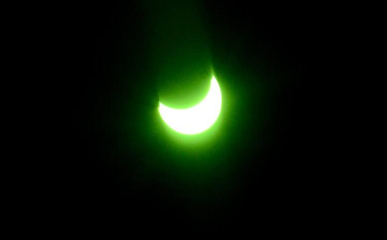 Zaćmienie Słońca 10 czerwca 2021. Kiedy w Łodzi zacząć obserwację? Sprawdź