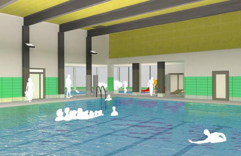 Modernizacja i rozbudowa krytej pływalni w Praszce.