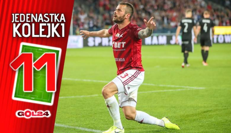 PKO Ekstraklasa. Śląsk Wrocław utrzymał pozycję lidera, ale w 5. kolejce najbardziej zaskoczyła jednak Wisła Kraków. Drużyna z weteranami w roli głównej,