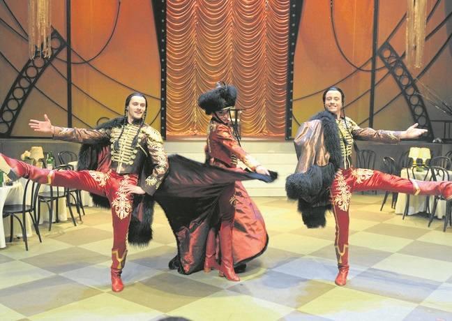 """Na XXI Festiwalu  Operowym (2014 r.) odbyła się premiera operetki """"Księżniczka Czardasza"""" Emmericha Kálmána."""