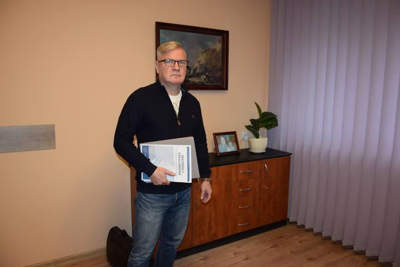Jarosław Marcela szefem sanepidu w powiecie międzyrzeckim jest od 17 lat.