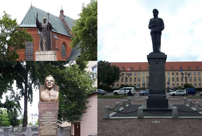 W Koszalinie mamy wiele pomników, nie tylko w formie rzeźby, ale także w formie kamieni pamiątkowych. Mają one wyjątkową wartość historyczną dla naszego