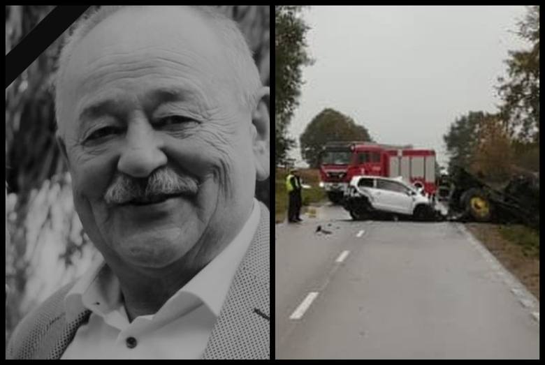 Bogusław Zduniewicz nie żyje. Prezes PK w Siemiatyczach zginął w wypadku w Zajęcznikach.