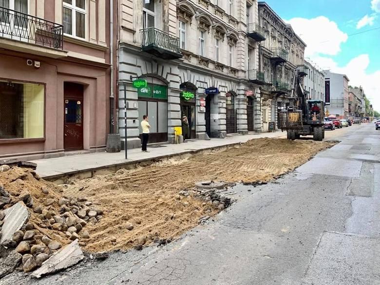 Kolejne etapy remontów łódzkich ulic. Co będzie się działo?
