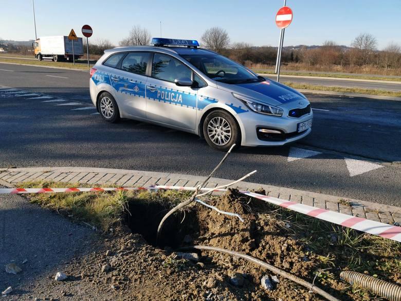 Do zdarzenia doszło w środę przed godz. 9 na alei Żołnierzy Wyklętych w Przemyślu.- Kierujący audi, 44-letni mieszkaniec pow. przemyskiego w wyniku ataku