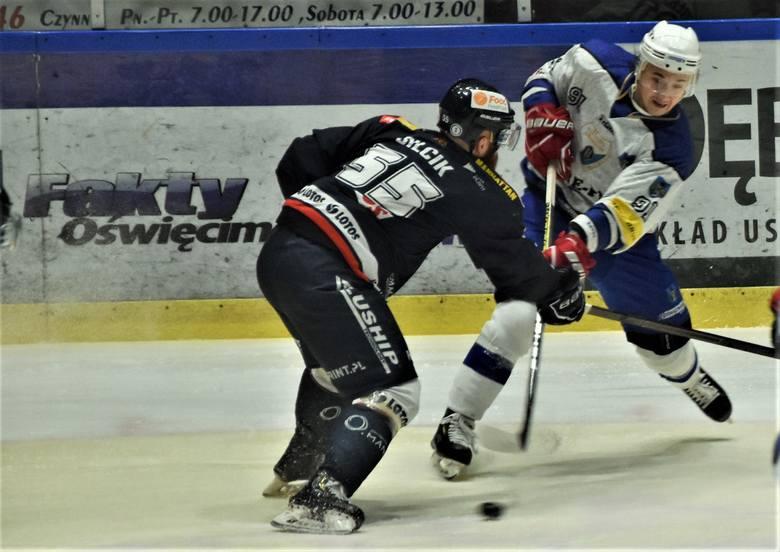Re-Plast Unia Oświęcim pokonała Lotos Gdańsk i zameldowała się w półfinale hokejowego play-off