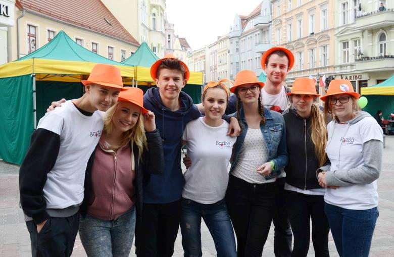 Piknik rodzinny 12 atrakcji na 12 lat Polski w Unii Europejskiejn w Zielonej Górze