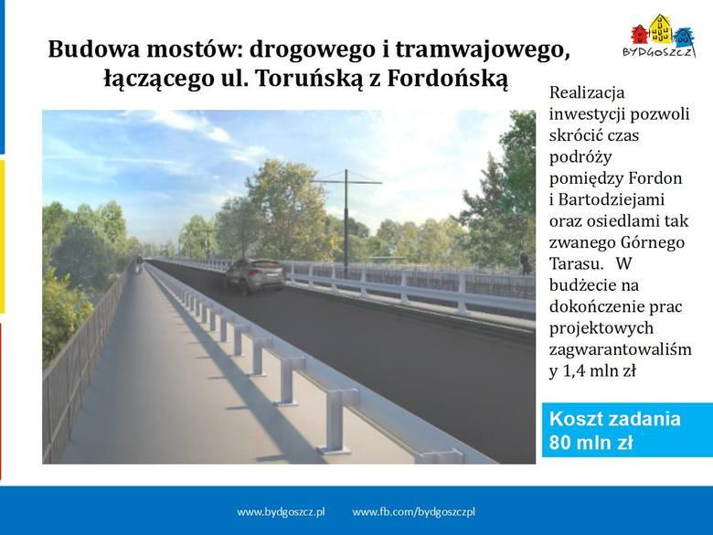 Zobaczcie, co wybudują w Bydgoszczy w 2017 roku [galeria]