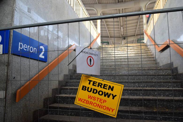 W Rybniku już nie trzeba skakać z pociągu. Podwyższają perony