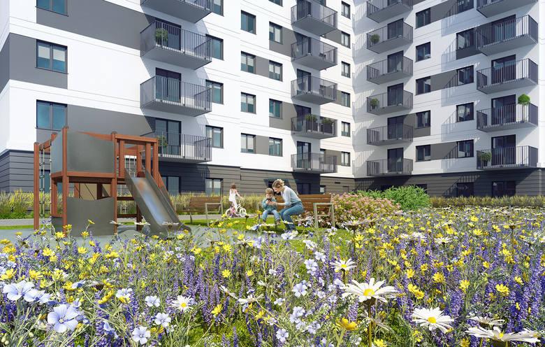 ZEBRA nowoczesny kompleks mieszkaniowy