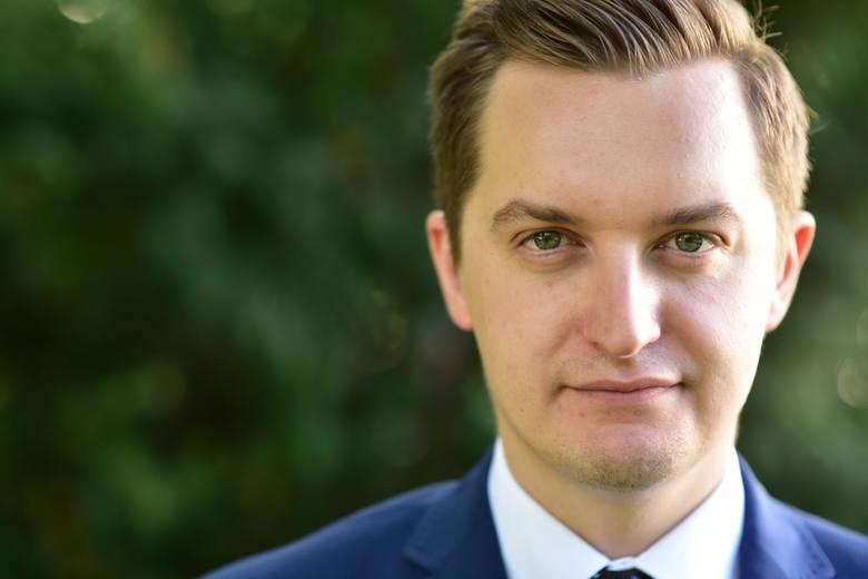Wybory do PE. Sebastian Kaleta: Chciałbym być pierwszym europarlamentarzystą urodzonym w wolnej Polsce