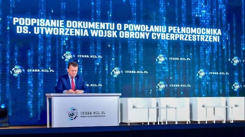 5.02.2019 r. w Warszawie odbyła się konferencja MON dotycząca cyberarmii.
