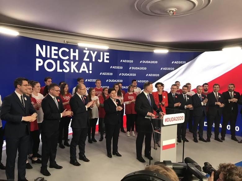 Wybory 2020: DudaBus rusza w trasę, sztab otwarty dla obywateli [ADRES] Jolanta Turczynowicz-Kieryłło szefową kampanii Andrzeja Dudy
