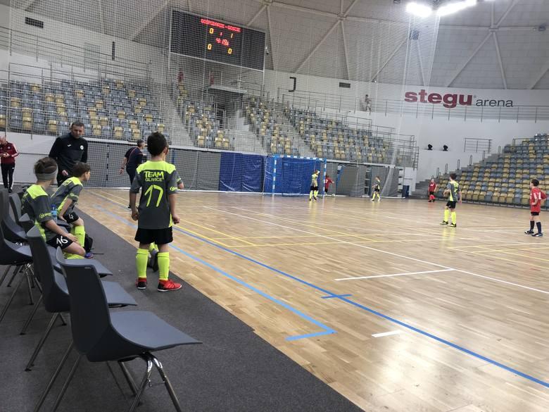 Turniej Odra Cup. Młodzi piłkarze grali w Stegu Arenie
