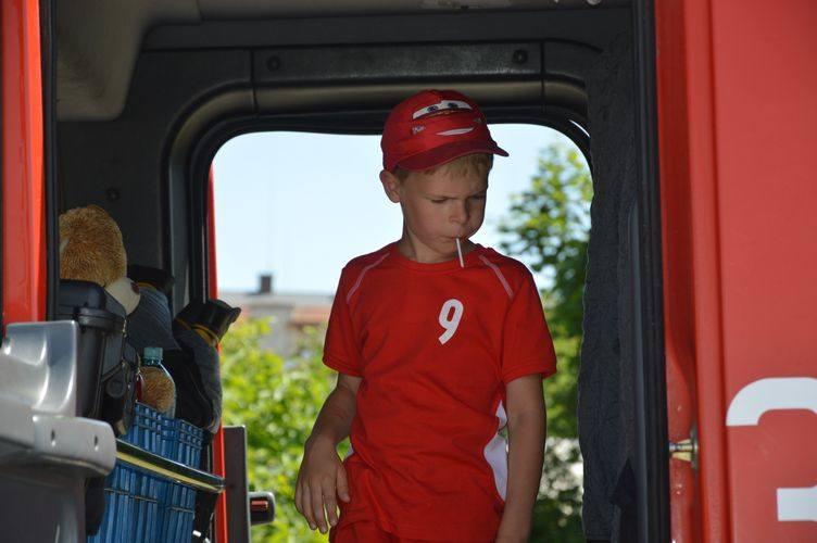 """Piknik rodzinny w żłobku """"Iskierka"""" w Skierniewicach [ZDJĘCIA]"""