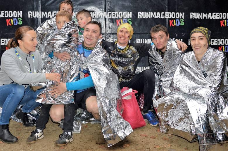 Runmageddon kids, czyli wszyscy byli zwycięzcami
