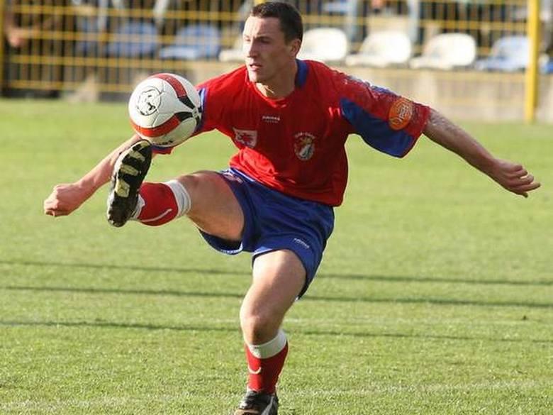 Tylko dopełnienia formalności brakuje, by Szymon Gibczyński grał znów w Gryfie Słupsk.