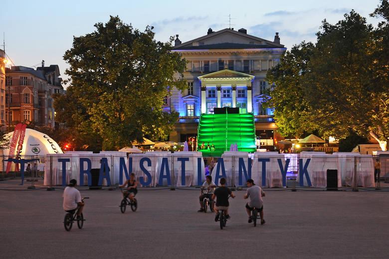 Transatlantyk Festival. Międzynarodowy festiwal filmu i muzyki odbywał się w Poznaniu w latach 2011-2015