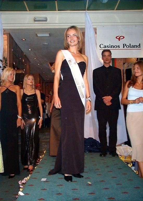 Miss Internetu Gazety Poznańskiej 2001
