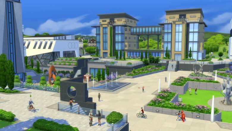Simowie pójdą na studia w dodatku The Sims 4: Uniwersytet