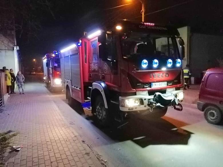 Skwierzyńscy strażacy swój pierwszy wyjazd w 2020 roku zaliczyli o godz. 0.35. - Na ul. Przemysłowej, doszło do pożaru w kotłowni, domku jednorodzinnego.