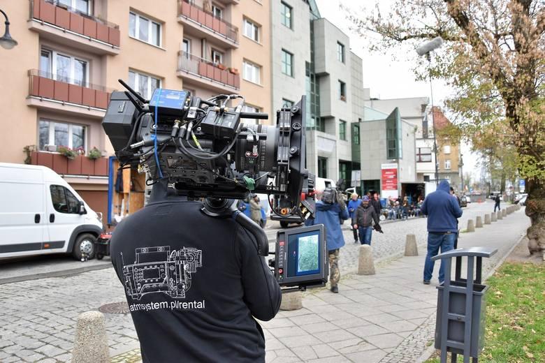 """Ujęcia realizowano w ścisłym centrum miasta, w punktach atrakcyjnych wizualnie. Członkowie ekipy podkreślają, że Opole nie jest """"ograne"""" i to atut miasta."""