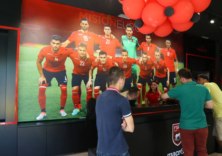 Albania Szwajcari o której mecz w tv