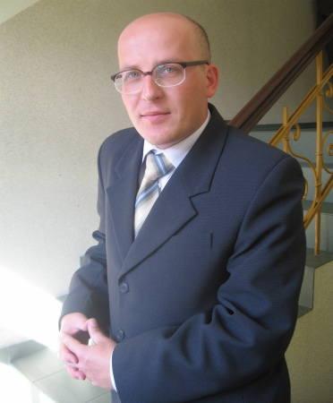Żary > Radny Jacek Brzeziński awansował
