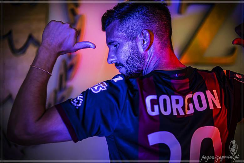 Alexander Gorgon nowym piłkarzem Pogoni Szczecin.