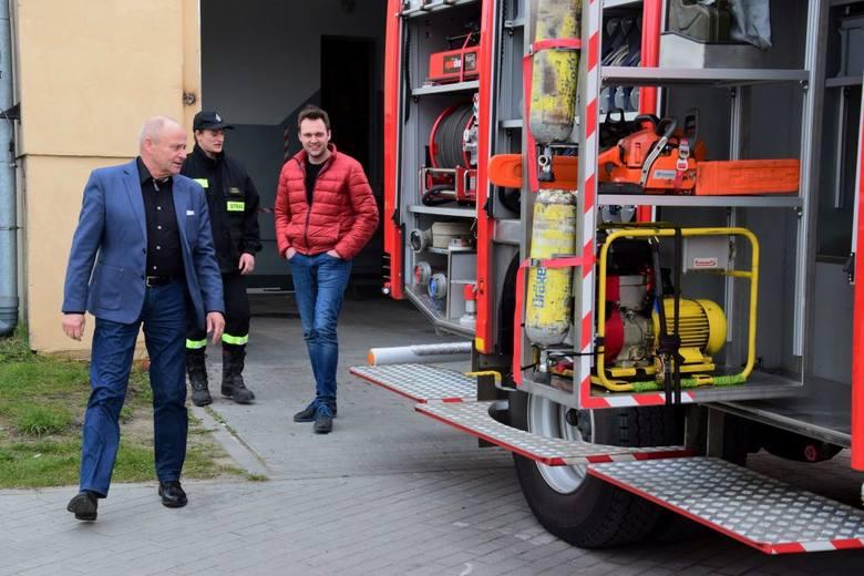 randki strażak
