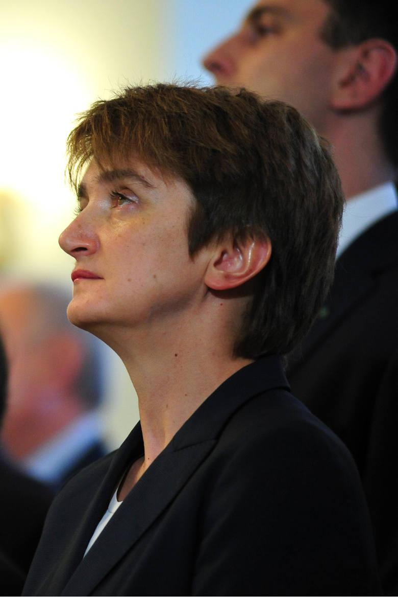Maria Wasiak jest wiceprezydentem od kwietnia 2016 roku. Wcześniej była ministrem infrastruktury w rządzie Ewy Kopacz