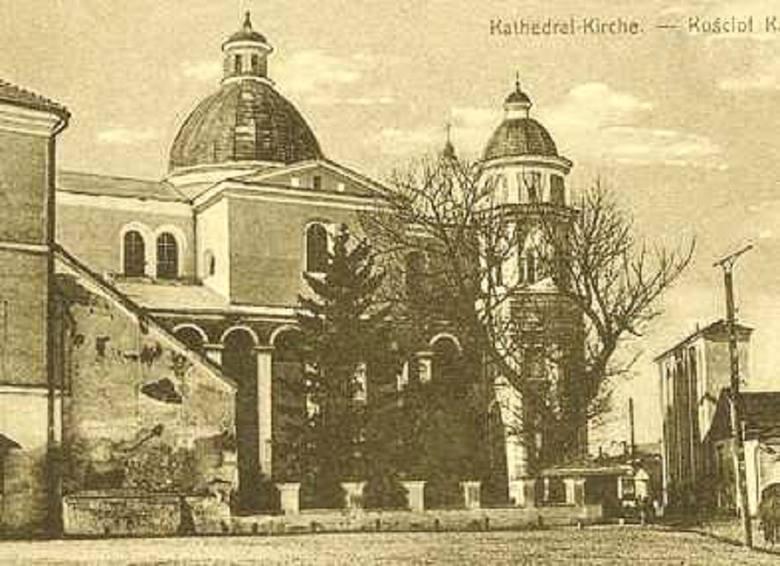 Łuck to piękne miasto przekonuje Zdzisław Mogilnicki.