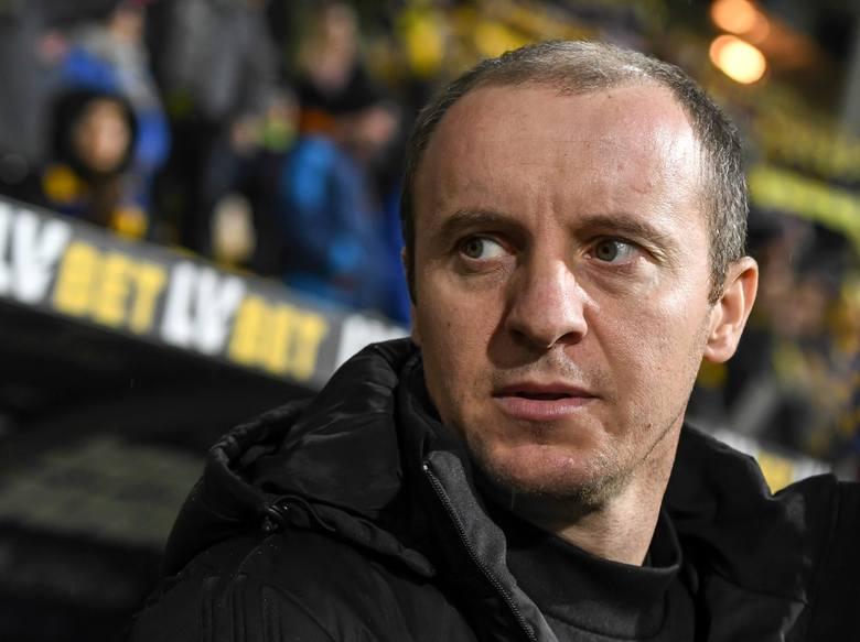 3 listopada 2019 r. Legia Warszawa wygrała z Arką w Gdyni 1:0.