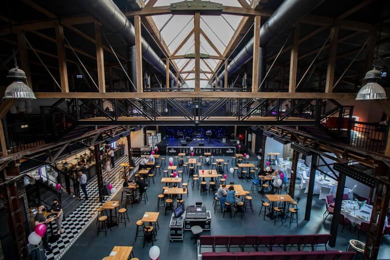 Zajrzeliśmy do odrestaurowanej Fabryki Lloyda przy ul. Fordońskiej w Bydgoszczy, która w weekend (16-19 lipca) oficjalnie otworzyła się dla gości. W