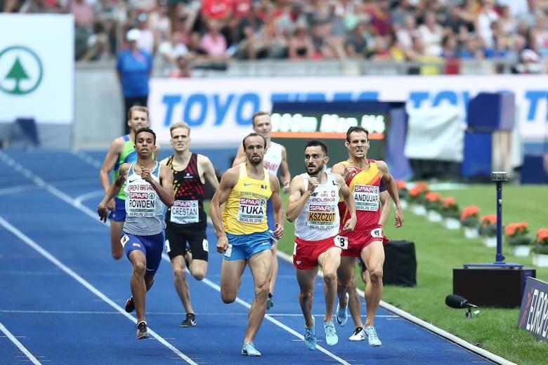 Adam Kszczot biega coraz szybciej. Zdobędzie tytuł mistrza Polski?