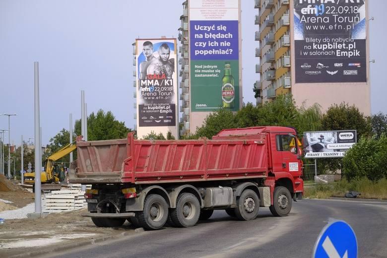 Przebudowa Placu Chrapka Nowe Tory Asfalt I Głębokie