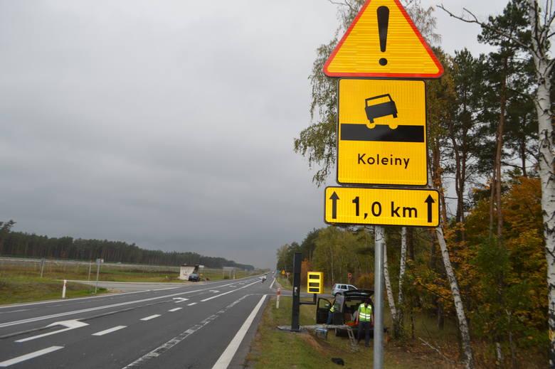 Powiat brodnicki i nowomiejski: Jechał 119 km/h w terenie zabudowanym