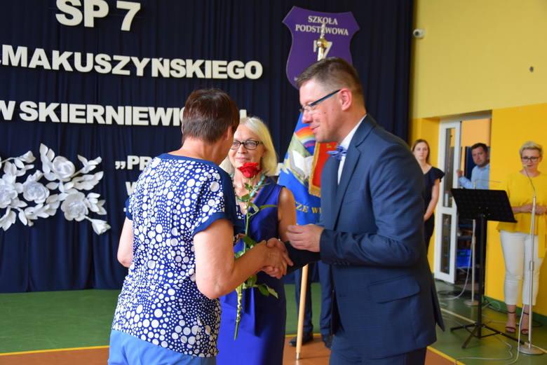 Pięćdziesięciolecie Szkoły Podstawowej nr 7 w Skierniewicach [ZDJĘCIA, FILM]