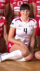 Po rozstaniu z Developresem występowała w San-Pajdzie Jarosław. Obecnie nazywa się Tichacek i jest żoną byłego siatkarza m.in. Asseco Resovii Lukasa