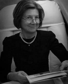 Maria Kaczyńska, pierwsza dama RP.