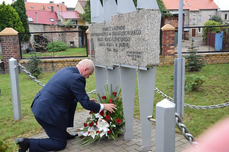 Wojewoda Władysław Dajczak z wizytą w Jasieniu