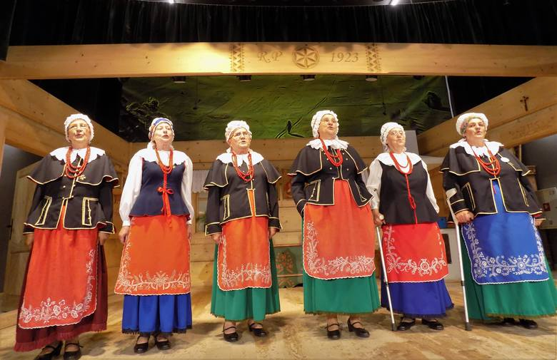 Kolejny sukces na koncie Zespołu Ludowego Radojewiczanie. Podczas Festiwalu Folkloru Polskiego - 53. Sabałowych Bajań w Bukowinie Tatrzańskiej panie