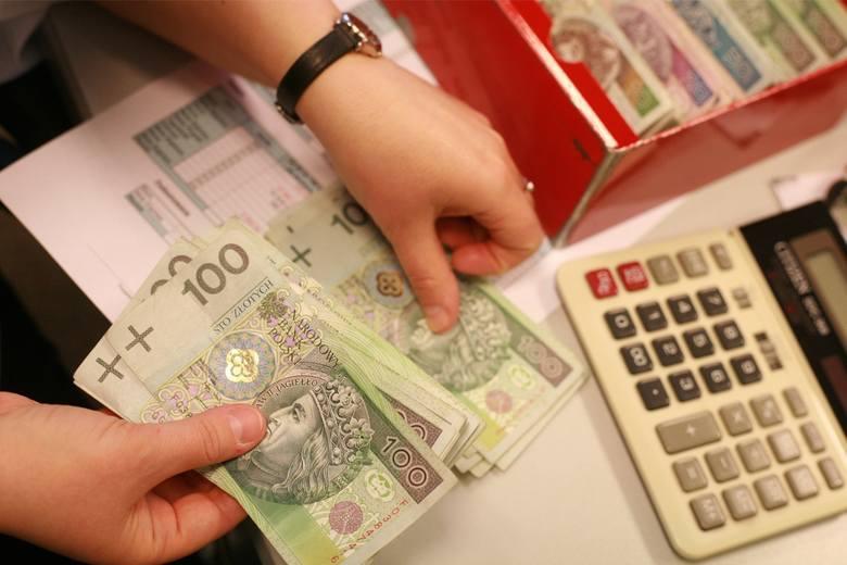 pensja minimalna wzrosła 1 stycznia 2021 roku